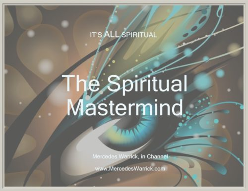 The Spiritual Mastermind @ On-Line or Teleconference, TBD