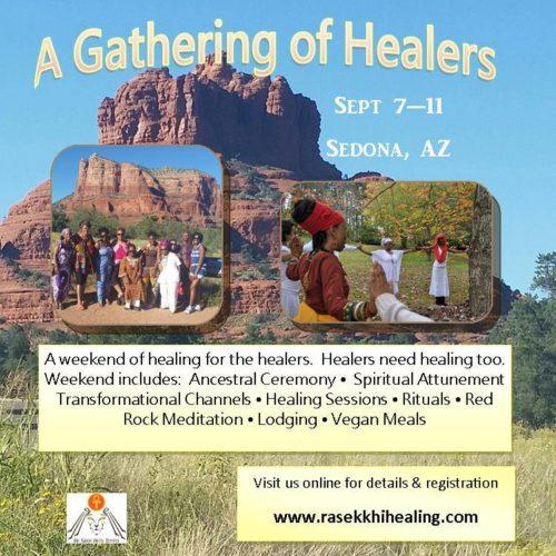 A Gathering of Healers, Sedona AZ @ Sedona AZ