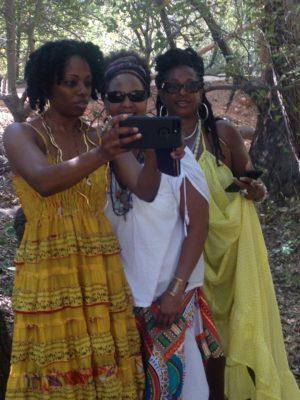 Sedona Selfies